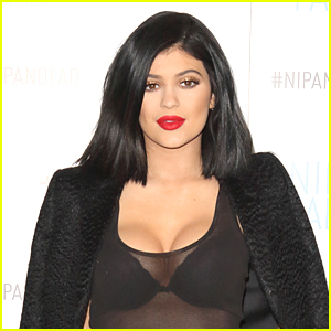 Kylie Jenner Shuts Down Plastic Surgery Rumors