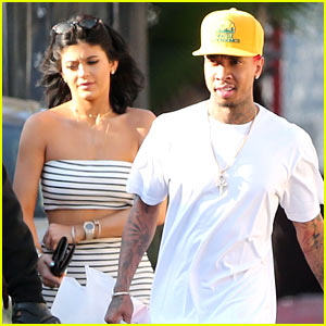 Did Tyga Really Get a Tattoo of Kylie Jenner's Name?!