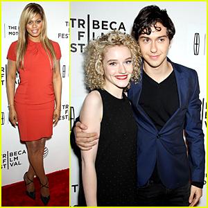Nat Wolff & Julia Garner Are Perfect Co-Stars at 'Grandma' Tribeca Premiere
