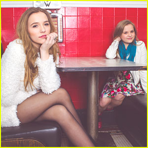 Lennon & Maisy Dish On Why They Bit The Acting Bug in NKD Mag's April Issue