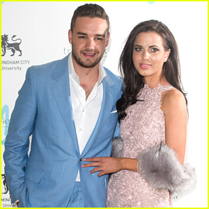Liam Payne & Sophia Smith Couple Up For Great Gatsby Charity Ball