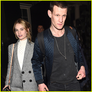 Lily James Cried After Watching Her Birthday Video From Fans