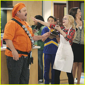 Kevin James Guest Stars On All-New 'Liv And Maddie' Tonight!