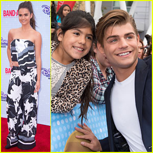 Maia Mitchell & Garrett Clayton Bring The Beach To RDMAs 2015