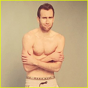 Harry Potter's Matthew Lewis Goes Shirtless at Magazine Shoot - See Pic!