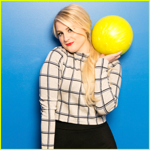 Meghan Trainor Is All About That Bowling Ball