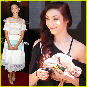 Meryl Davis Celebrates 'Dancing With The Stars' 10th Anniversary