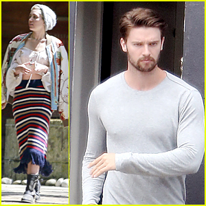Miley Cyrus Hangs Out In Northern Cali, Patrick Schwarzenegger Stays in Los Angeles