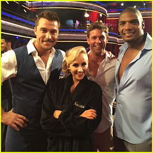 Nastia Liukin is Ready to Tango in Exclusive 'DWTS' Photo Blog! (Week 4)