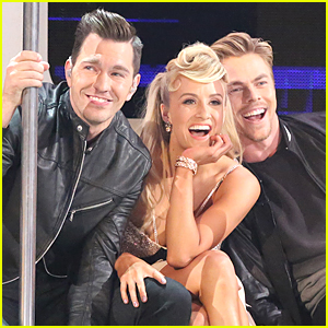 Nastia Liukin Has Two Dance Partners on 'DWTS'