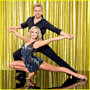 Nastia Liukin & Derek Hough Tango Into Our Hearts For 'Dancing With the Stars'
