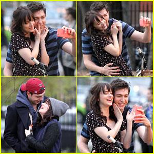 Nicholas braun dakota johnson are the cutest couple ever on how nicholas braun dakota johnson are the cutest couple ever on how to be single set ccuart Gallery