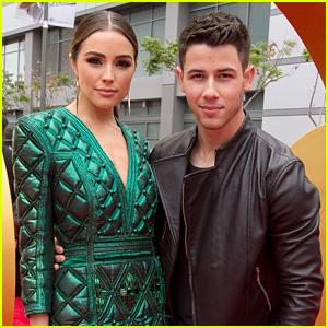 Nick Jonas & Olivia Culpo Make Hottest Couple Ever at RDMAs 2015
