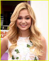 You'll Never Guess Who Olivia Holt Wants to Collab With!