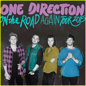 One Direction Debut New Tour Poster - See It Here!