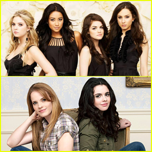 'Pretty Little Liars' & ABC Family Shows Gets Premiere Dates, & Someone is Pregnant on 'Switched at Birth'!