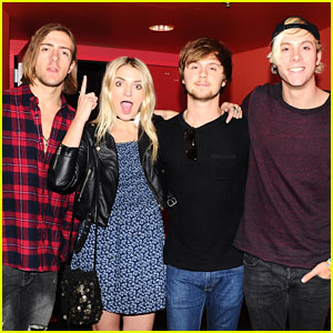 R5 Surprise Fans At 'All Day All Night' Screening - See The Pics!