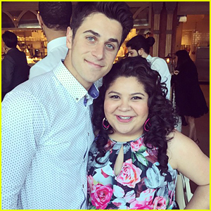 Raini Rodriguez & David Henrie Hit The 'Paul Blart: Mall Cop 2' After Party in NYC