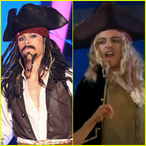 Riker vs. Ross Lynch - Who Was the Better Pirate? (We Can't Choose!)