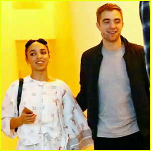 Did Robert Pattinson & FKA twigs Get Engaged or Is It an April Fool's Prank!?