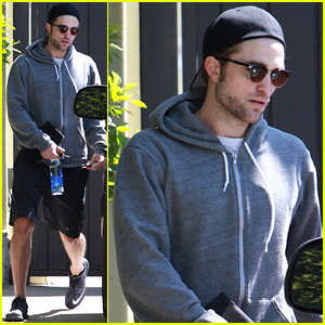 Robert Pattinson Emerges After All the FKA twigs Engagement Rumors