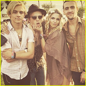 R5 Hit Coachella Music Festival After Dropping Cool New 'Let's Not Be Alone Tonight' 360 Vid
