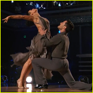 Rumer Willis & Val Chmerkovskiy Do the Waltz on 'DWTS' - Watch Now!