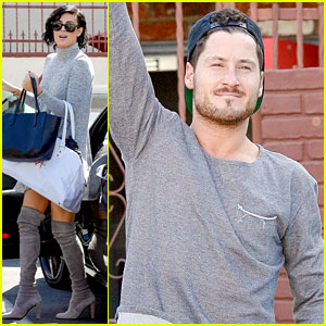 Rumer Willis & Val Chmerkovskiy Will Waltz To Adele's 'Turning Tables'