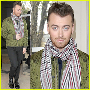 Sam Smith Jokes About Sexual Orientation on April Fools' Day