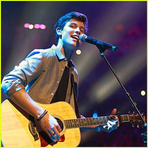 Shawn Mendes Set to Perform at the Radio Disney Music Awards 2015