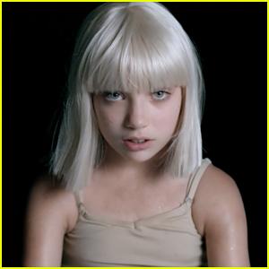 Watch Maddie Ziegler Dance In Sia's 'Big Girls Cry' Music Video!