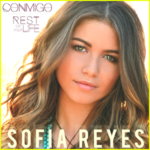Sofia Reyes Drops 'Conmigo Rest Of Your Life' Single Artwork & Lyric Video - Watch Here!