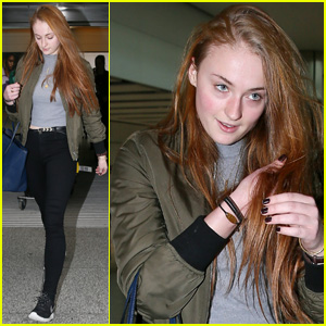 Sophie Turner Knows the Newest Member of One Direction