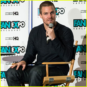 Stephen Amell Talks All About Olicity on 'Arrow'!