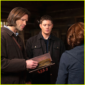 Sam & Dean Find The Book Of The Damned On 'Supernatural' Tonight - See Pics!
