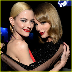Jaime King Calls Taylor Swift's New Beau Calvin Harris 'Wonderful'