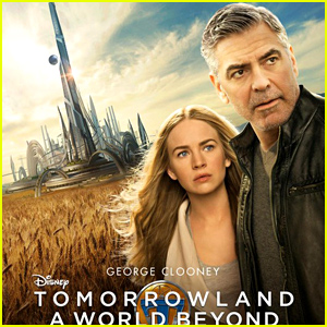 Britt Robertson's New 'Tomorrowland' Posters Are Here!