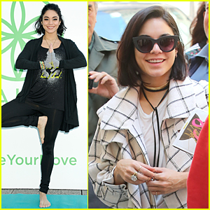 Vanessa Hudgens Opens Up on Being Gay Rights Advocate