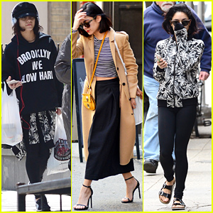 Vanessa Hudgens Is Inspired By These Two Women