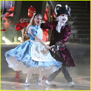 Willow Shields & Mark Ballas Bring 'Alice in Wonderland' to Life on 'DWTS'