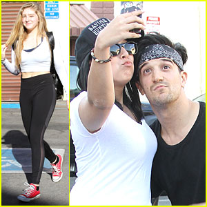 What Will Willow Shields & Mark Ballas Dance To on 'DWTS' Monday? Find Out Here!
