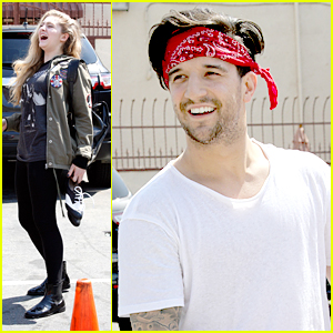Willow Shields & Mark Ballas Are Ready For Disney Night on 'DWTS'