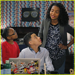 Zoey & Andre Jr Film Their Own 'Real World' Documentary on Tonight's 'black-ish'