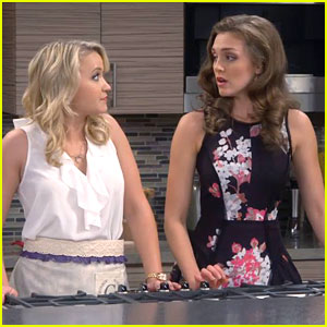 May The Best Chef Win On Tonight's 'Young & Hungry'