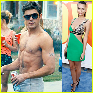 Zac Efron Takes Home Best Shirtless Performance at MTV Movie Awards 2015!