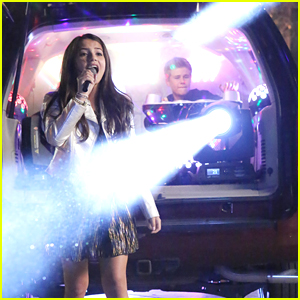 Isabela Moner Turns Into A Superhero Singer For '100 Things To Do Before High School' Sneak Peek!