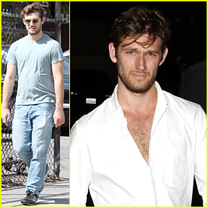 Alex Pettyfer Admits He Has Big Fear of Flying