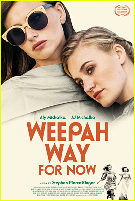 Aly & AJ Michalka Reveal 'Weepah Way For Now' Poster (JJJ Exclusive)