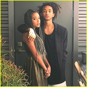 Amandla Stenberg Takes Jaden Smith To Prom - See The Pic!