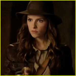 Anna Kendrick Is Hilarious as Indianna Jones in New Spoof (Video)